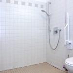 Bad begehbare Dusche
