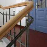 Handlauf Treppenhaus